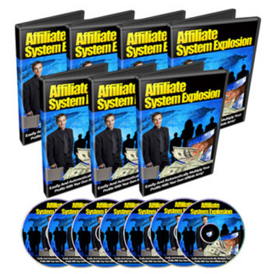 Product picture Affiliate Explosion System